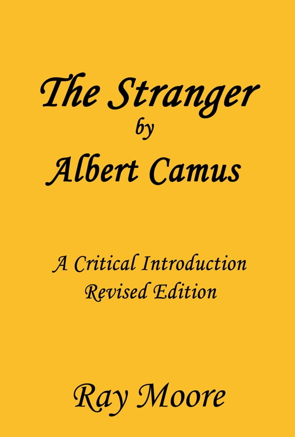 the stranger essay outline