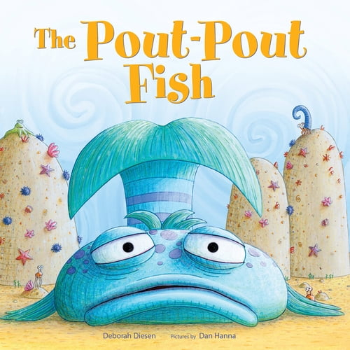 The pout pout fish d r k lt r sanat ve e lence d nyas for The pout pout fish book