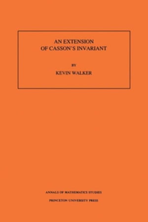 An Extension of Casson's Invariant. (AM-126)
