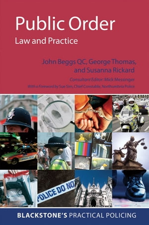 Public Order: Law and Practice