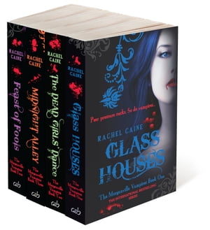The Morganville Vampires Collection Glass Houses,  The Dead Girls' Dance,  Midnight Alley,  Feast of Fools
