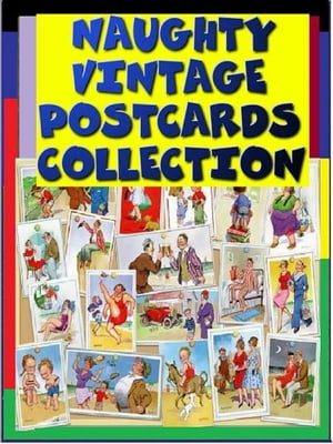 Naughty Vintage Postcards Collection