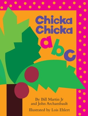 Chicka Chicka ABC with audio recording