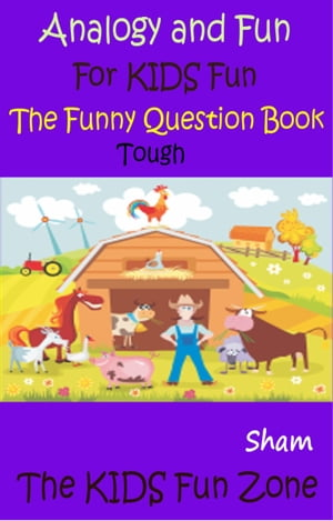 Analogy And Fun: For Kids Fun Tough Level