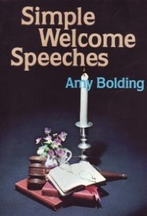 Simple Welcome Speeches (Pocket Pulpit Library)