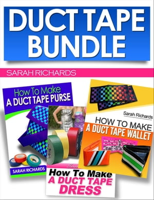 Duct Tape Bundle Duct Tape Projects,  #4