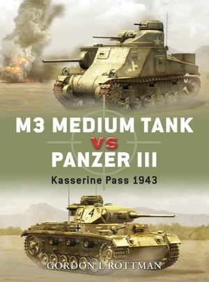 M3 Medium Tank vs Panzer III Kasserine Pass 1943