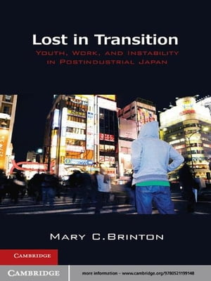 Lost in Transition Youth,  Work,  and Instability in Postindustrial Japan