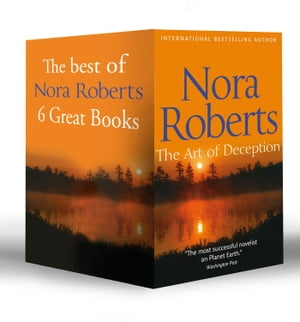 Best of Nora Roberts Books 1-6: The Art of Deception / Lessons Learned / Mind Over Matter / Risky Business / Second Nature / Unfinished Business (Mill