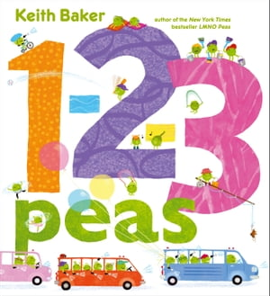 1-2-3 Peas with audio recording