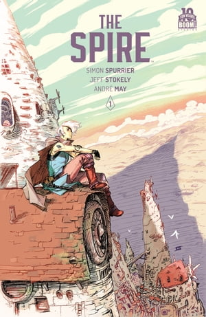 The Spire #1 (of 8)