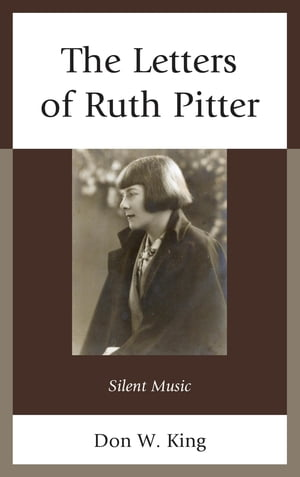 The Letters of Ruth Pitter Silent Music