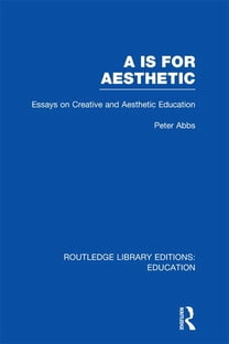 Aa is for Aesthetic (RLE Edu K)