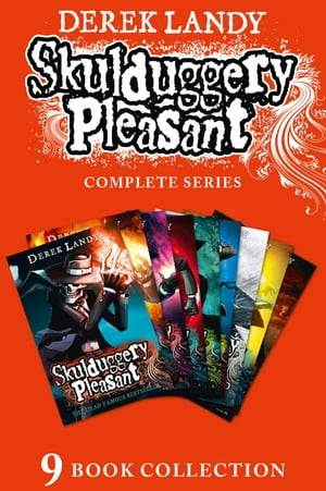 Skulduggery Pleasant - The Complete Series Books 1-9