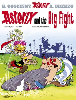Asterix and the Big Fight Album 7