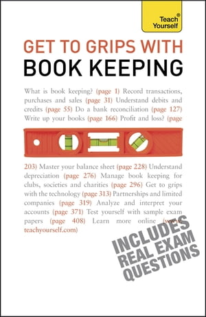 Get to Grips With Book Keeping: Teach Yourself