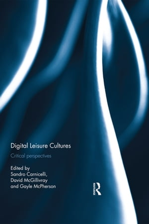 Digital Leisure Cultures