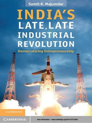 India's Late,  Late Industrial Revolution Democratizing Entrepreneurship