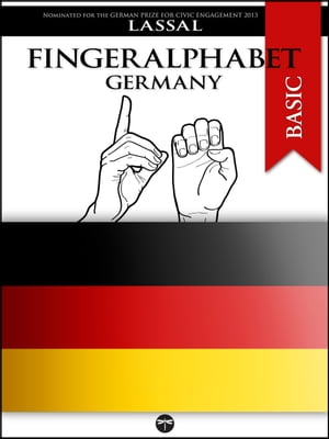 Fingeralphabet Germany A Manual for The German Sign Language Alphabet