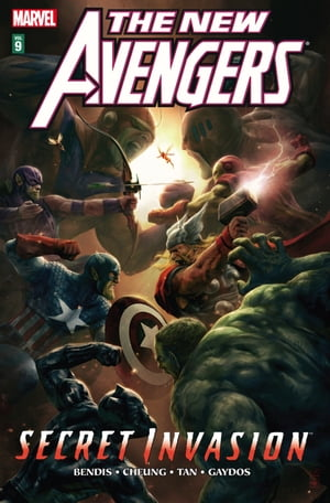 New Avengers Vol. 9: Secret Invasion Book Two
