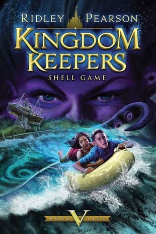 Kingdom Keepers V: Shell Game: Shell Game: Shell Game