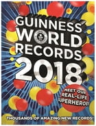Guinness World Records 2018 Cover Image