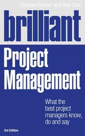 Mr Stephen Barker - Brilliant Project Management