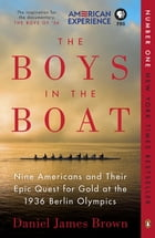The Boys in the Boat Cover Image