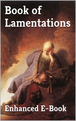 Book of Lamentations - Enhanced E-Book Edition