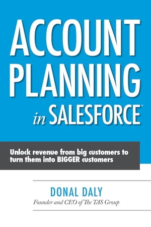 Account Planning in Salesforce: Unlock Revenue from Big Customers to Turn Them into BIGGER Customers