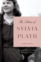 The Letters of Sylvia Plath Volume 1 Cover Image