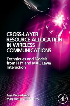 Cross-Layer Resource Allocation in Wireless Communications Techniques and Models from PHY and MAC Layer Interaction