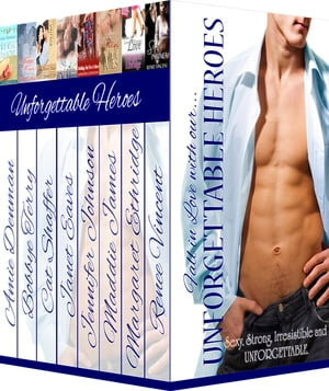 Unforgettable Heroes Boxed Set