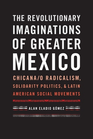 The Revolutionary Imaginations of Greater Mexico Chicana/o Radicalism,  Solidarity Politics,  and Latin American Social Movements