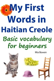 My First Words in Haitian Creole