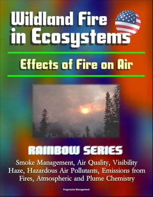 Wildland Fire in Ecosystems: Effects of Fire on Air (Rainbow Series) - Smoke Management,  Air Quality,  Visibility,  Haze,  Hazardous Air Pollutants,  Emis