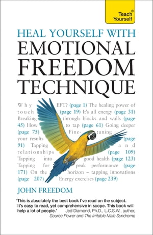 Heal Yourself with Emotional Freedom Technique: Teach Yourself Ebook Epub