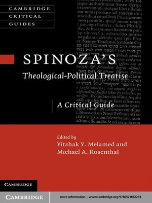 Spinoza's 'Theological-Political Treatise' A Critical Guide