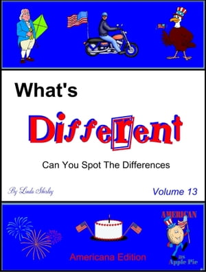 What's Different Adult Volume 13