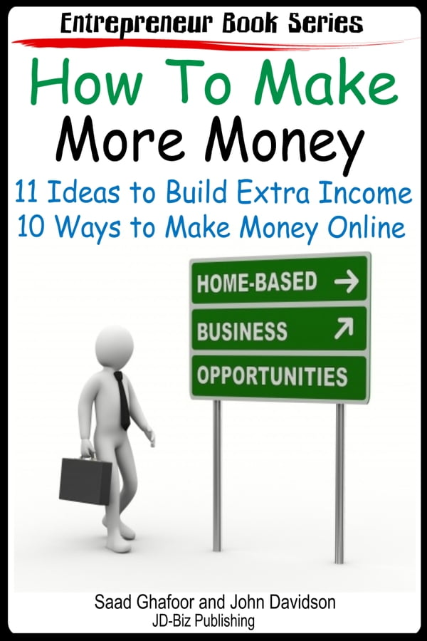 Ideas to make more money