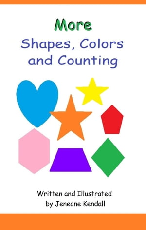 More Shapes,  Colors and Counting