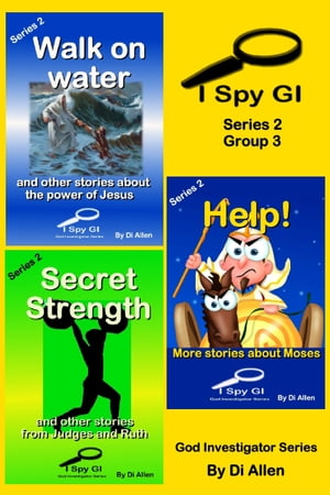 I Spy GI Series 2 Group 3