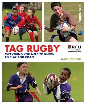 Tag Rugby Everything You Need to Know to Play and Coach
