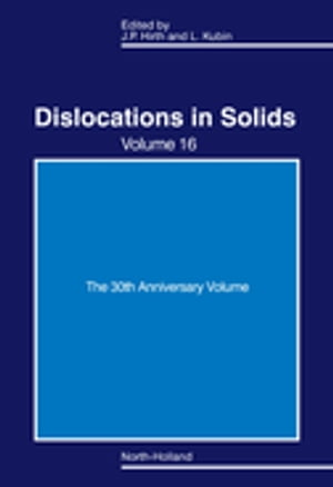 Dislocations in Solids The 30th Anniversary Volume