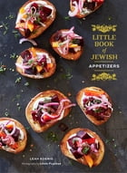 Little Book of Jewish Appetizers Cover Image