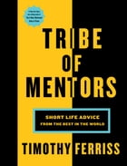 Tribe of Mentors Cover Image