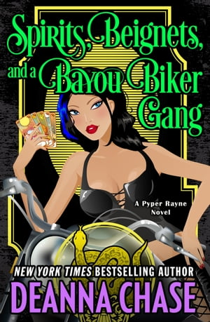 Spirits, Beignets, and a Bayou Biker Gang