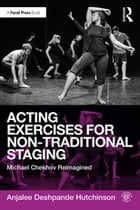 Acting Exercises for Non-Traditional Staging Cover Image