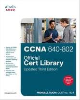 Wendell Odom - CCNA 640-802 Official Cert Library, Updated
