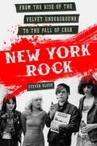 New York Rock Cover Image